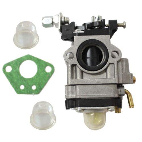43cc 47cc 49cc 50cc 2 Stroke 15mm Carburetor Venturi 2 primer bulb Gasket