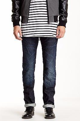 NWT PRPS Goods Co JAPAN DEIMOS Straight Men Barracuda Jeans 32 x 34 $425