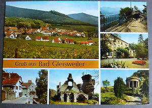 Ansichtskarte-Bad-Gleisweiler-Pfalz