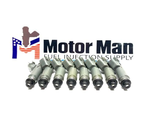 4.7L Flow Matched Fuel Injector Set Upgrade 12 Hole Plug n/' Play Motor Man