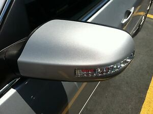 2007 2012 Nissan Altima Painted Left Side Mirror Cap Cover With