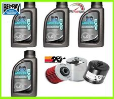 Plug SUZUKI King Quad 400FS 4x4 2008–2018 Tune Up Kit Air /& Oil Filter