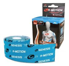 Genesis Bowling K-Motion Tape - Blue - Free Shipping!