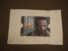 """EDIZIONE limitata Now TV The Walking Dead Rettangolo Federa Rick Grimes 20""""x30"""""""