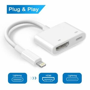 8-Pin-Lightning-to-HDMI-TV-AV-Adapter-2M-Cable-for-Android-Samsung-iPad-iPhone-X