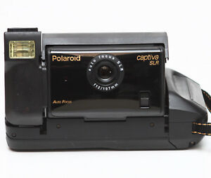 Vintage-Polaroid-Captiva-SLR-Instant-Film-Camera-Made-in-USA