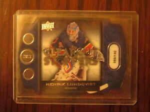 2013-14-Upper-Deck-Clear-Cut-Stoppers-100-Henrik-Lundqvist-New-York-Rangers