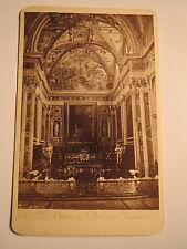 Chiesa di S. Martino - Napoli - Neapel - Naples / CDV