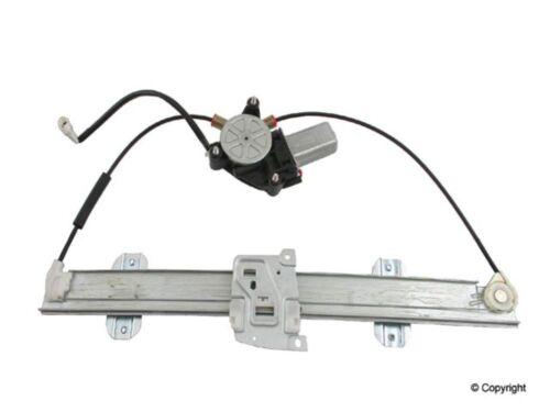 Power Window Motor and Regulator Assembly-Hansun Front Left fits Grand Vitara