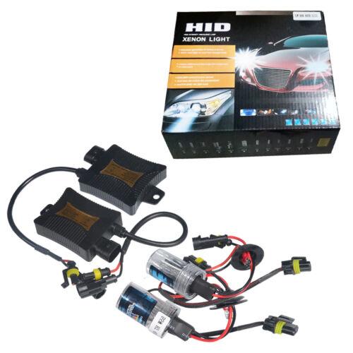 55W HID Conversion Kit Xenon Headlight 9006 HB4 H8//H11 H7 H4 H3 H1 Light Ballast