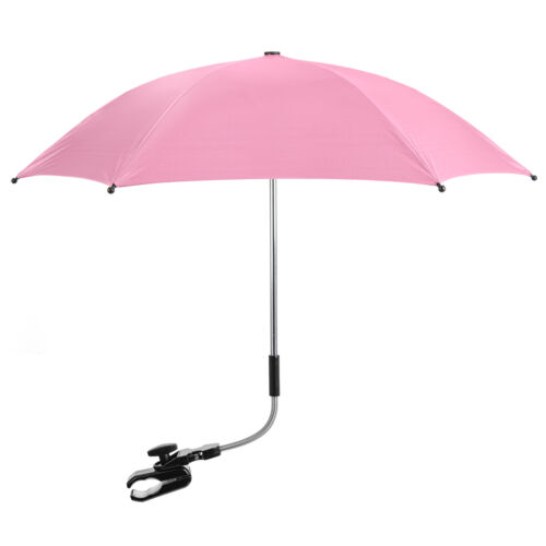 Pink Baby Parasol Compatible with Hauck Rapid