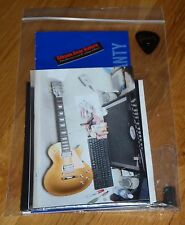 Gibson Les Paul Tribute 50's Case Candy Manual Warranty Wrench Guitar Parts T HP