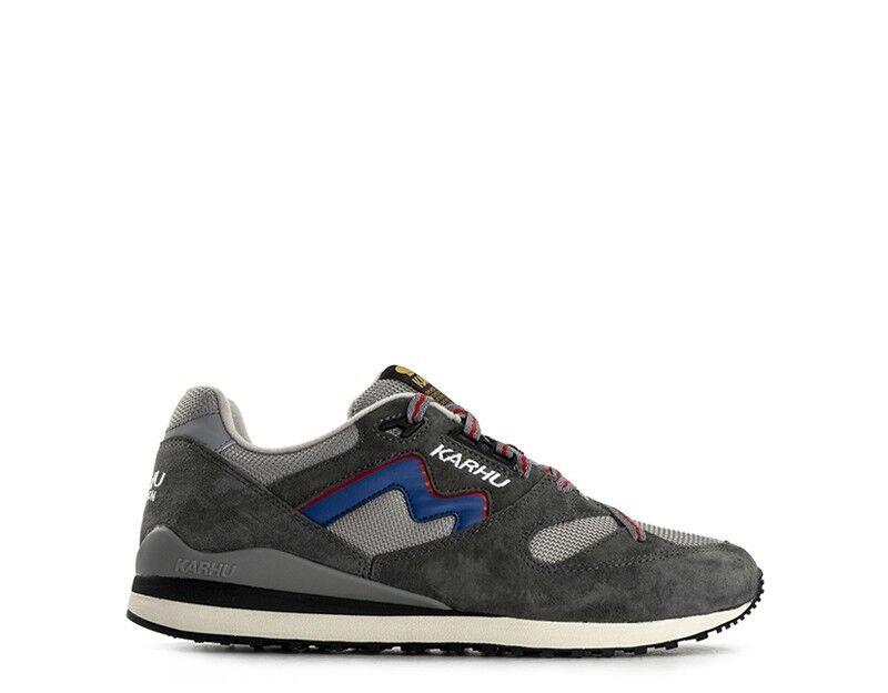 Chaussures KARHU Homme GRIGIO Cuir Cuir Cuir naturel,Tissu F802511 28b525