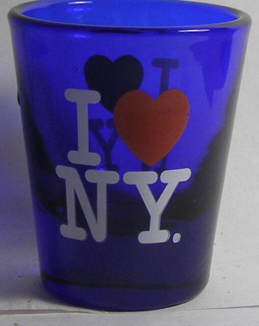 I Love New York Shot Glass #2749