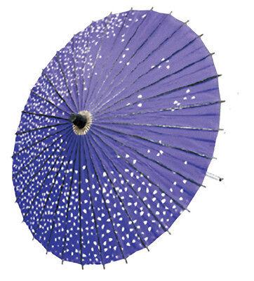 DM-D09094 KASA Umbrella Japan Japanese Antique Rare JyanomeGasa Cute BANGASA