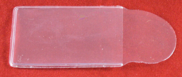 FREE U.S shipping!! 20 Holders 1 oz Silver Bar Premium Vinyl Flips Sleeves