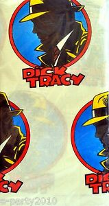 dick tracy thesis statement