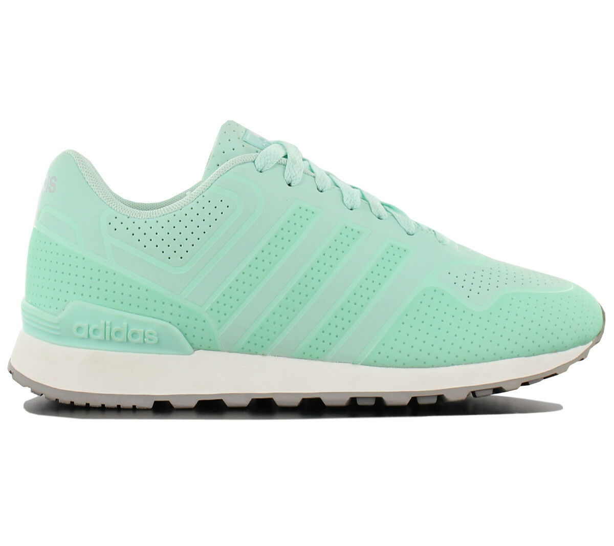 Adidas 10K Casual W Women's Sneakers Fashion shoes Mint-Green Trainers AW5178