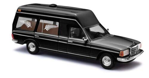 Spur H0 Busch 52203 Mercedes VF 123 Miesen Bestattungswagen