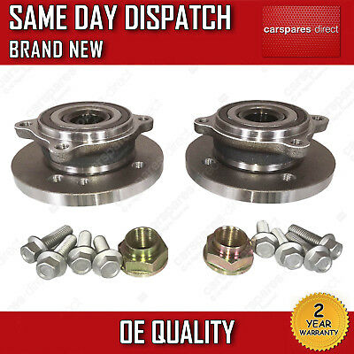 Front Wheel Bearing Kit with wheel hub and ABS sensor ring /& BOLTS 2001-2007 Mini Cooper One /& Works R50,R52,R53 31226756889