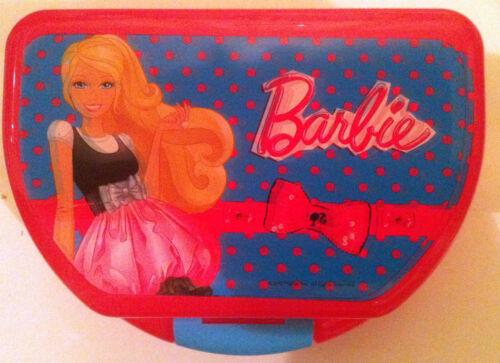 Barbie Brotdose Lunchbox Pink Geburtstagsgeschenk