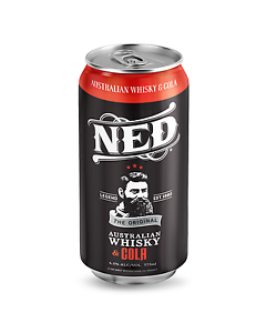 NED-Whisky-amp-Cola-Black-6-375mL-pack-of-4-Australian-Whisky-Premixed-Drinks