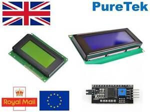 Ecran-LCD-bleu-vert-jaune-1602-16X2-ou-2004-20X4-ou-1604-16X4-pour-Arduino