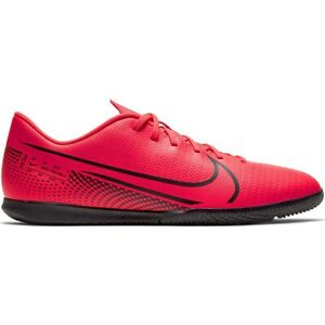 Nike Mercurial Vapor 13 Club Ic AT7997 606 chaussures de football rouge rouge