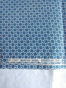 1987 Marcus Brothers Textiles sewing quilting crafts cotton OOP by the yard