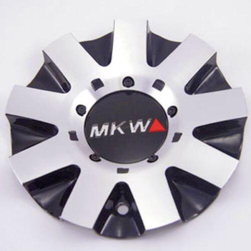 1 New MKW MKC-F102B Black Wheel Center Cap MKC-F-102B