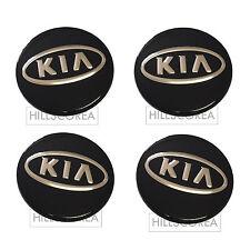 KIA PICANTO / MORNING 2005-2016 Genuine OEM Wheel Center Cap 4pcs 1set