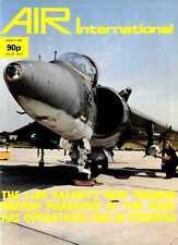 AIR ENTHUSIAST INTERNATIONAL MAGAZINE 1986 MAR - VALMET'S TURBOTRAINER