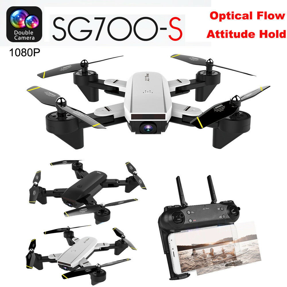 SG700-S Folding RC Aircraft 1080P WIFI Aerial Photography GPS Drone Quadcopter G