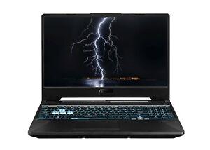 "NEW Asus TUF Gaming F15 15.6"" FHD Intel Core i5 512GB SSD 8GB RAM GeForce RTX"