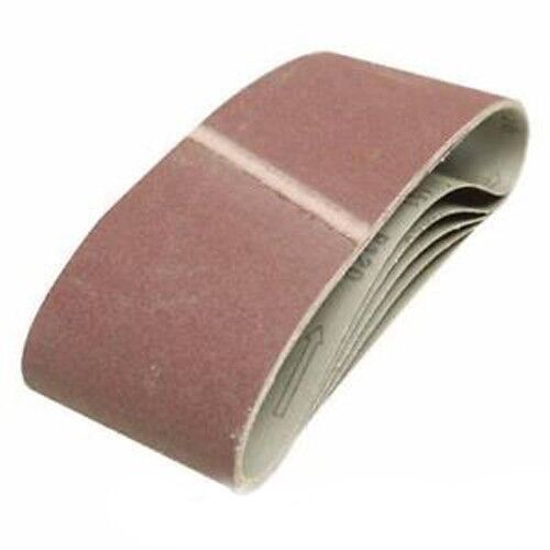 100 mm x 610 mm Sander Sanding Belts 40 Grit 100 x 610