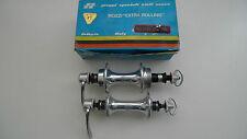 Vintage NOS 80's FT BOLOGNA Extra Rolling HUBS Campagnolo compatible SUPER RARE