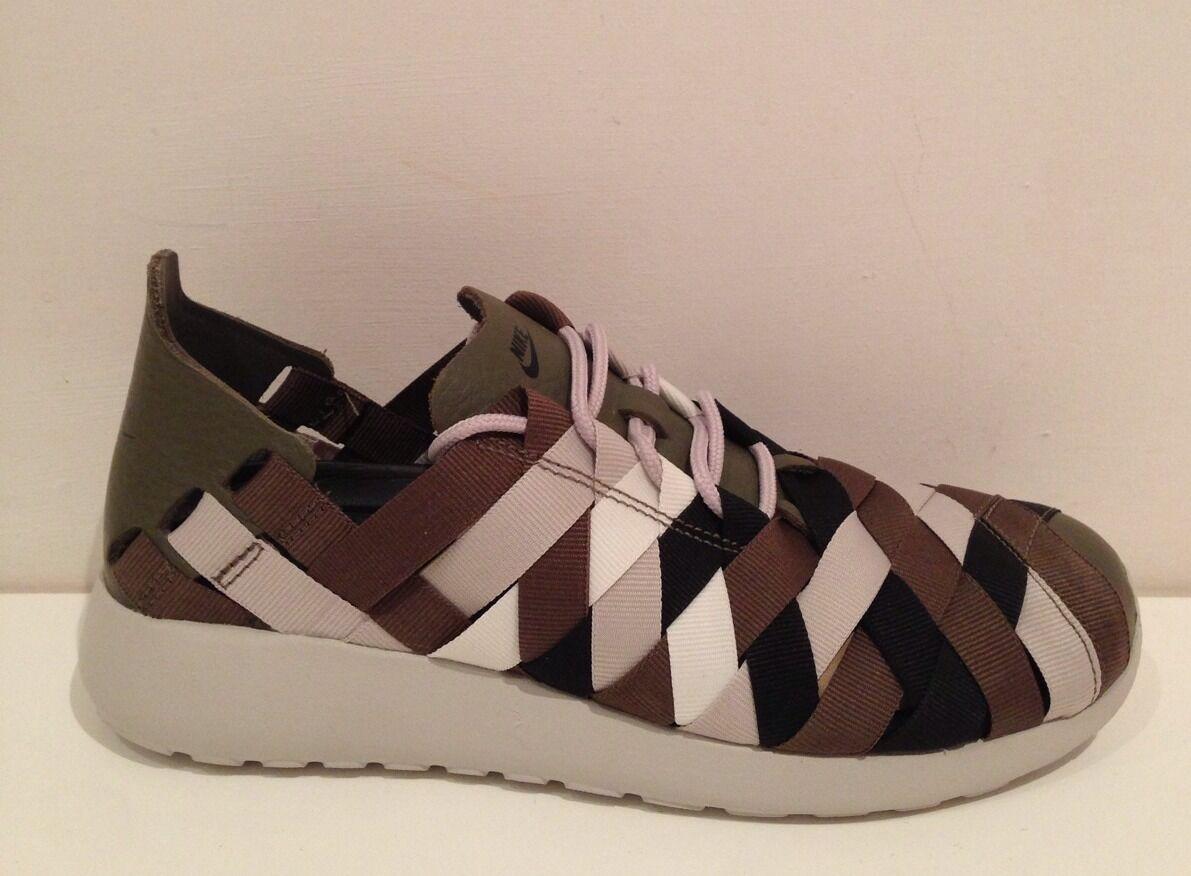 Nike Rosherun Tejida (Reino Unido) Nuevo Y En En Y Caja 47d989