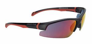 Swiss Eye Sportbrille *VISTA* Black Matt Radsport