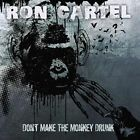 Don't Make the Monkey Drunk [Digipak] by Ron Cartel (CD, Apr-2014, Blues Boulevard)