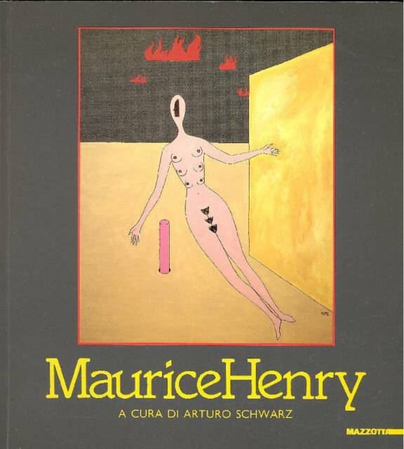HENRY - Schwarz - Maurice Henry