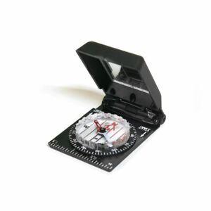 Silva Mini Liquid-Filled Compass w/Scale Lanyard & Mirror Sighting System