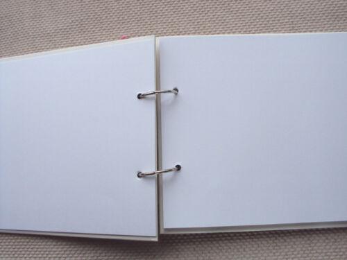 PHOTO ALBUM//Album//livre de souvenirs Personnalisé souvenirs last forever.A5 Taille