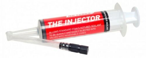 Stan's No Tubes The Injector Tool Tubeless Tyre Sealant Syringe Stans