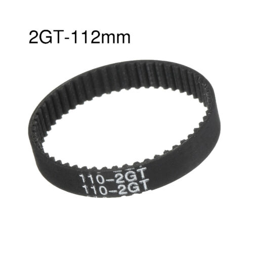 Machifit GT2 6mm Closed Loop Timing Belt Non-slip Version 2GT