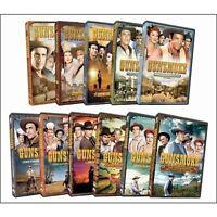 Gunsmoke Western Tv Series Complete Season 6-10 (6 7 8 9 10) 46-disc Dvd Set