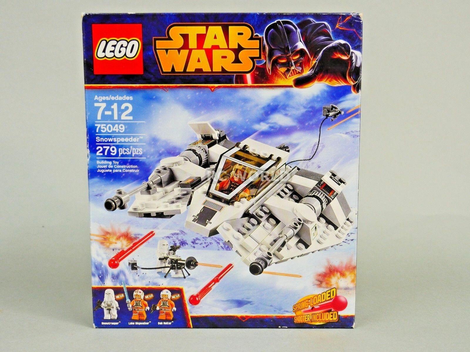 LEGO Star Wars SNOW SPEEDER 75049   oob4
