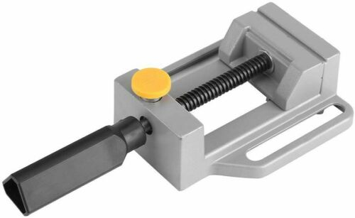 Aprox 9in x 4.5in Quick Release Drill Press Vice Tube and Rod Bench Clamp