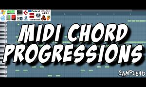 MIDI-EDM-Dance-Chord-Progressions-amp-Melodies-Bass-Leads-Chords-FL-Studio