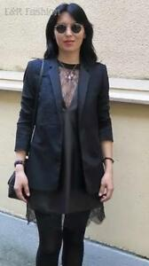 pequeo Black Zara b15 2807 Jacquard ref 710 Tamao Blazer dOdq4Iw