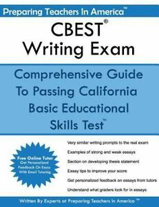 Image Is Loading Cbest Writing Exam California Basic Educational Skills Test
